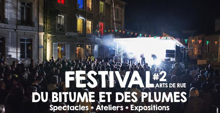 Festival du Bitume et des Plumes