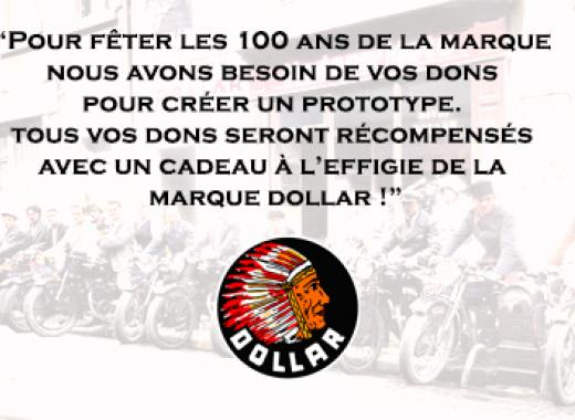 Dollar Motorcycle