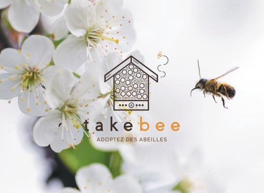 """""""TakeBee"""" Adoptez des Abeilles"""