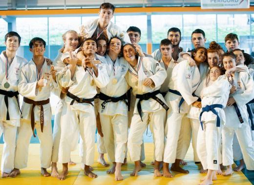 Stage judo, culture et citoyenneté