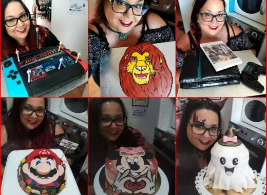 Création d'entreprise : Les Cakes Ô Funny de Vanessa !