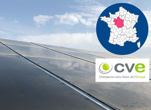 Centrale Solaire dans le Loir-et-Cher