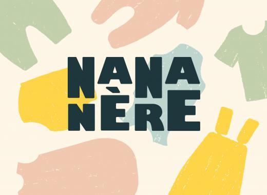 Nana-nère, les habiller devient un jeu d'enfants