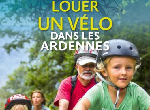 Louez votre vélo électrique dans les Ardennes