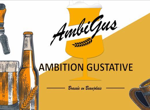 Développement de la brasserie AmbiGus