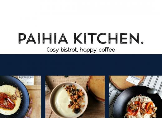 Paihia Kitchen. Cosy bistrot, happy coffee à Lorient