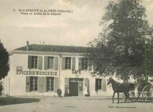 Le Café de la Place, espace de vie et d'échanges