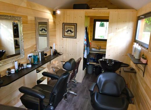 Un Hair Truck dans ton village...