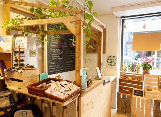 La Miss'en vrac - L'épicerie vrac de Saint-Aubin