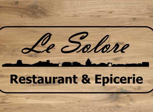 Epicerie - Restaurant Le Solore