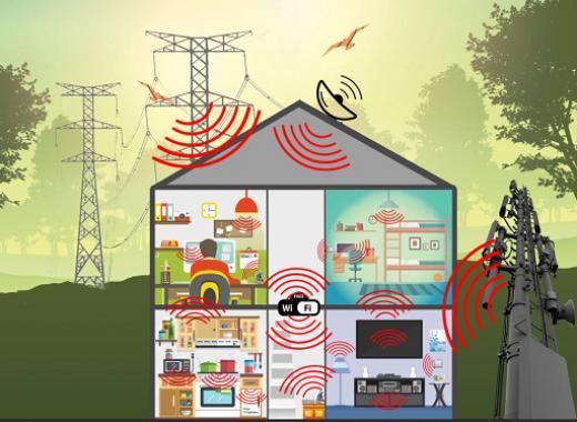 Création d'une entreprise de diagnostic des pollutions électromagnétiques