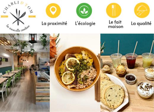 """Travaux de la cuisine du restaurant """"Charlie & Tom"""""""