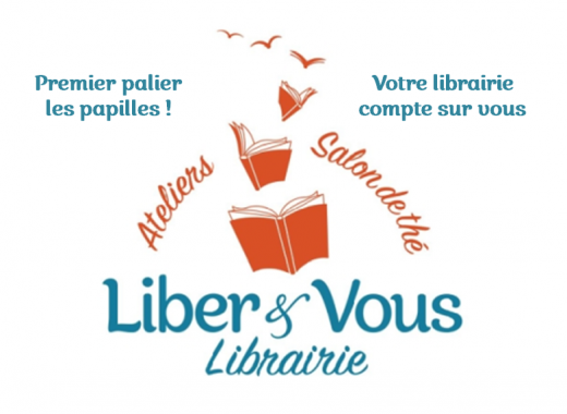 LIBER&VOUS : Librairie-Ateliers-Salon de thé
