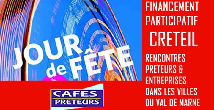Café-prêteur de Créteil