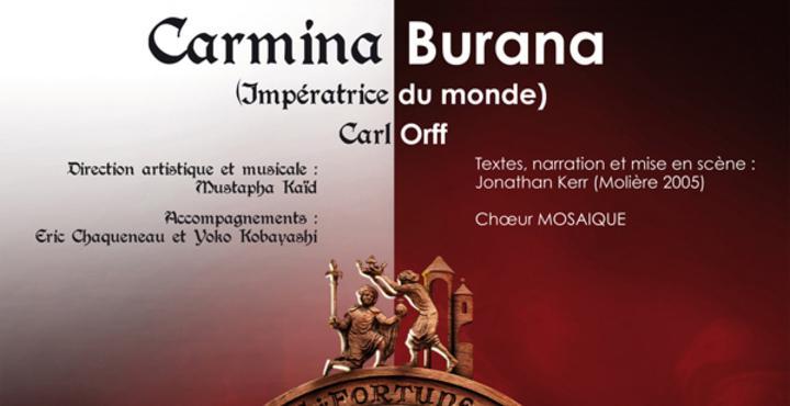 Carmina Burana - Impératrice du monde