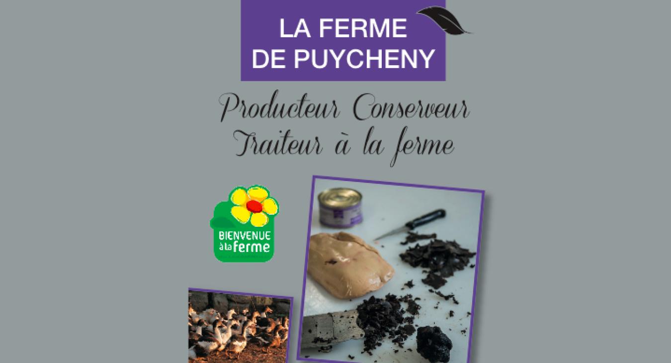 LA FERME DE PUYCHENY