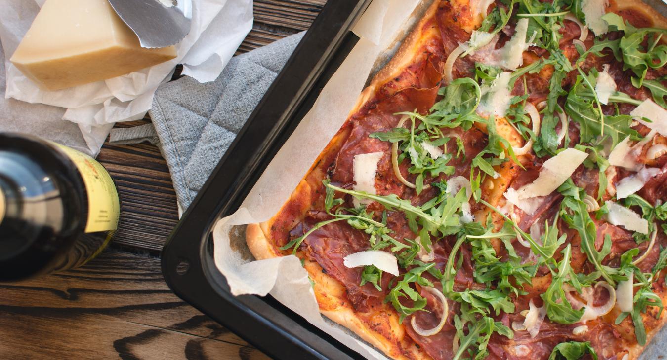 21 Pizzas