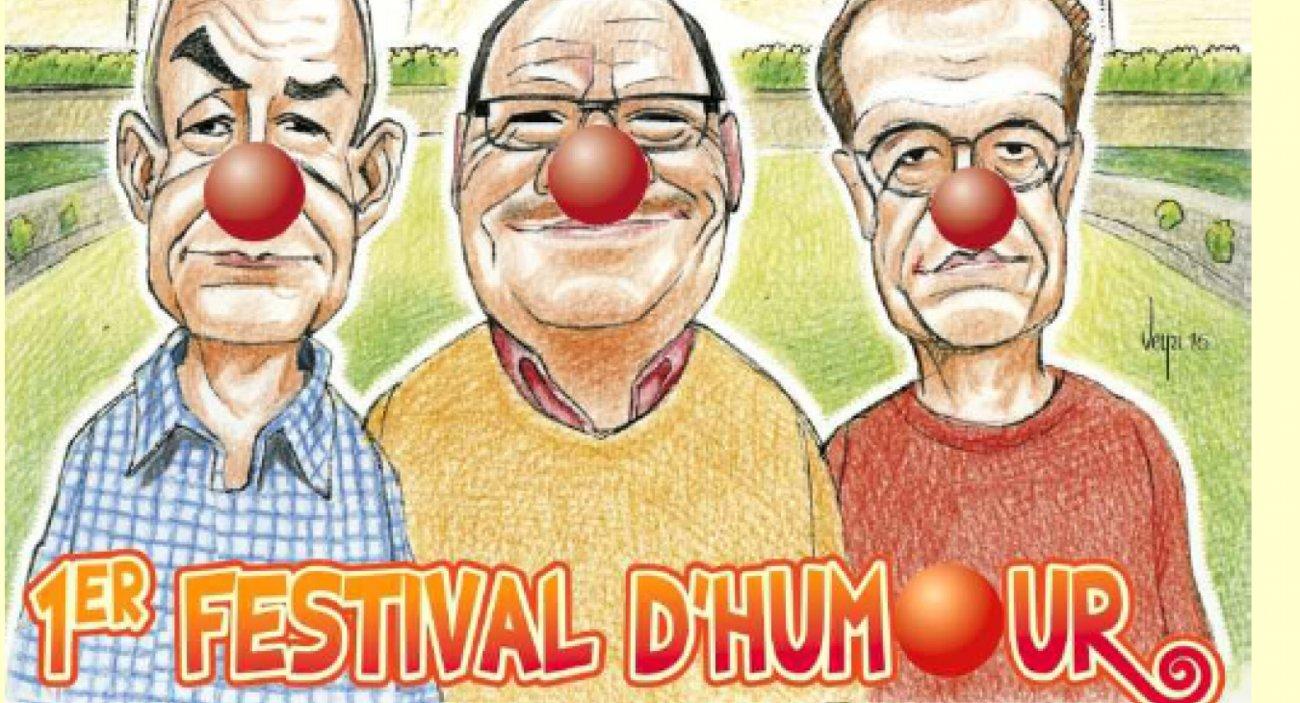 1er festival humour en périgord