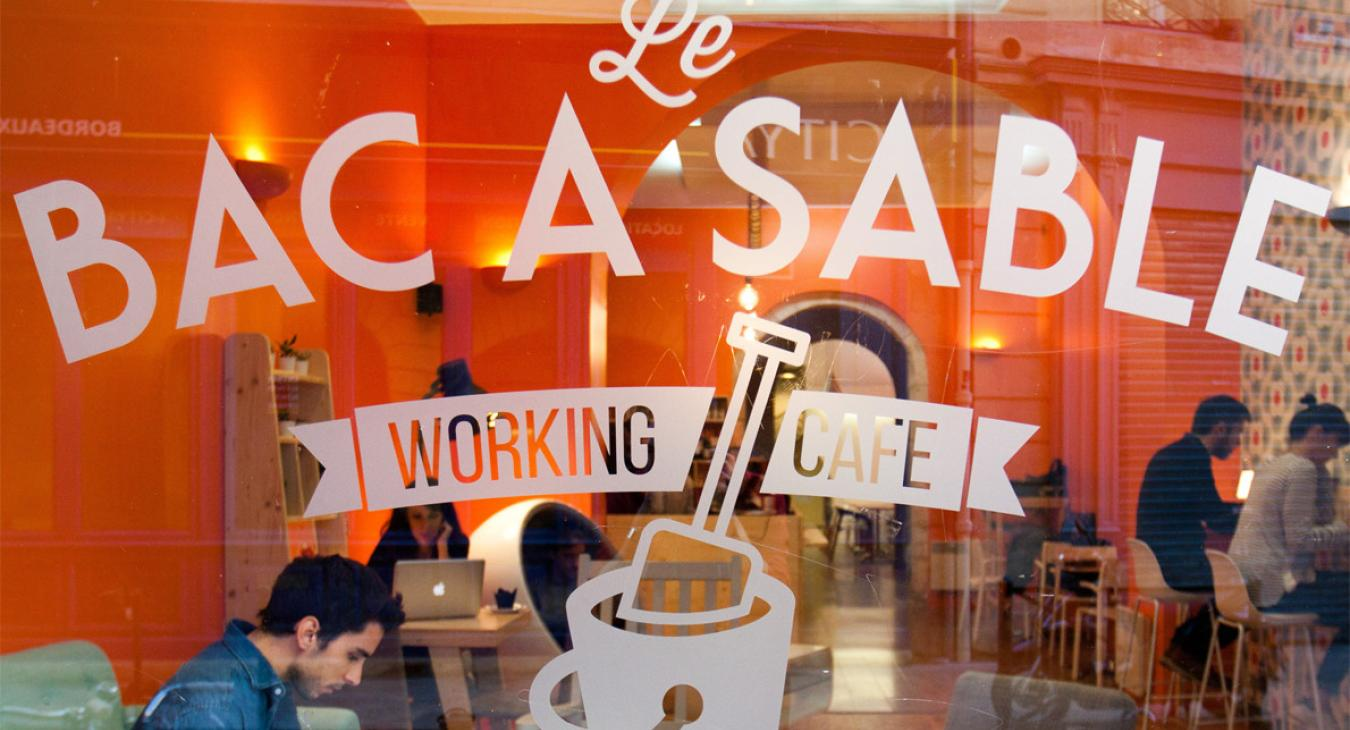 Le Bac à Sable - Working Café