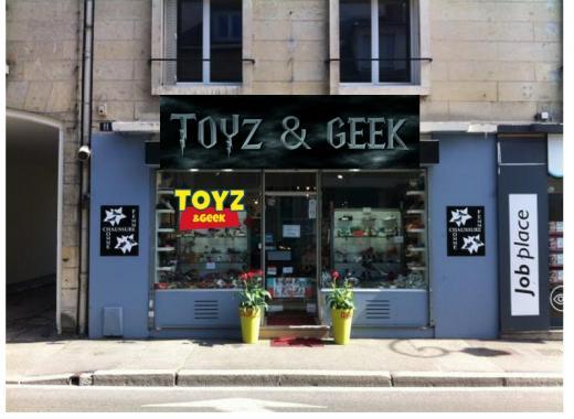 Toyz&Geek - Boutique de jouets