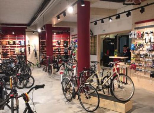 Magasin de cycle spécialisé à Châteauroux