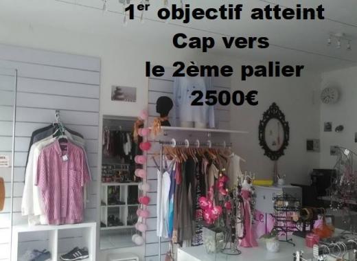 Appli Shopping  Dépôt Vente