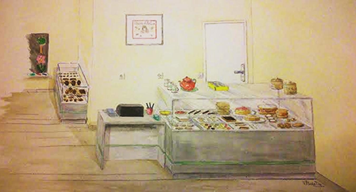 Ô Délices d'Antan   (salon de thé et atelier de pâtisserie)