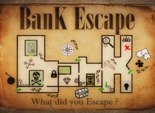 BanK Escape Orléans