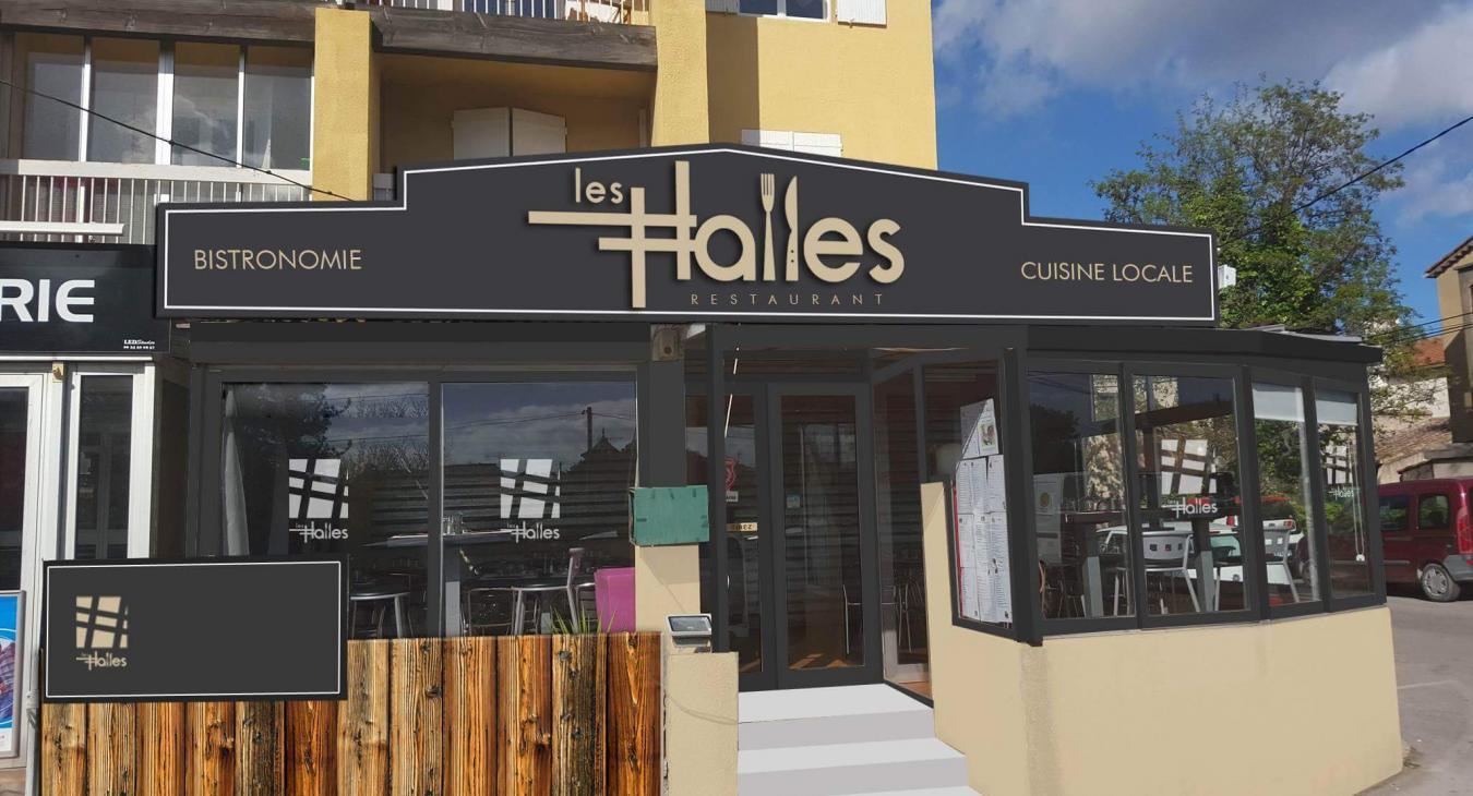Restaurant Les Halles