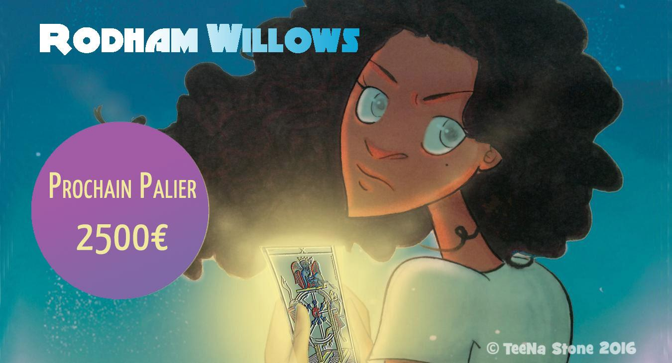 BD : Rodham Willows - Tome 1