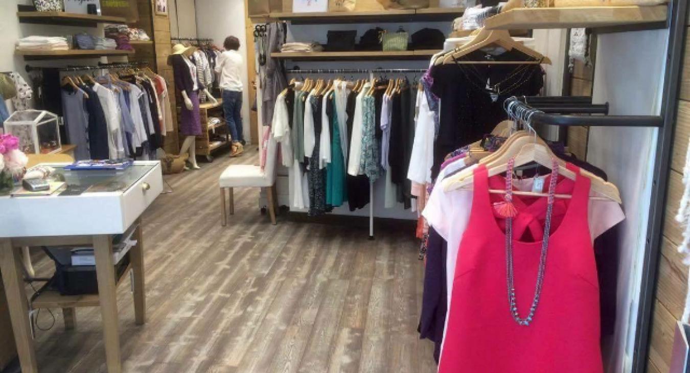 Concept Store : Dressing de Saint Come