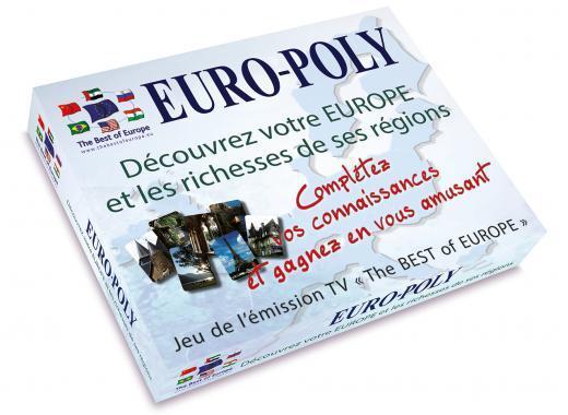 EURO-POLY Jeu de Société