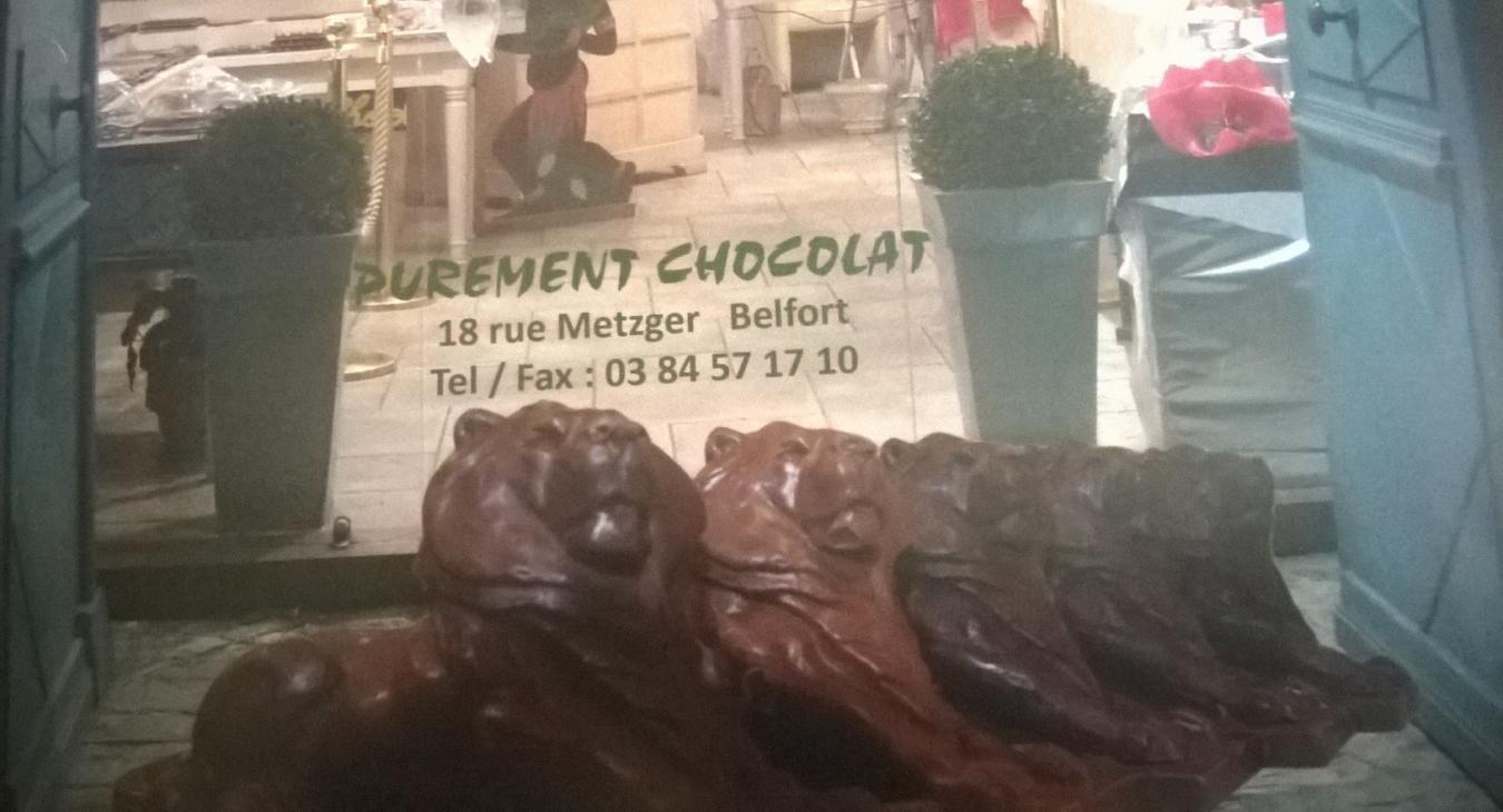 Purement Chocolat