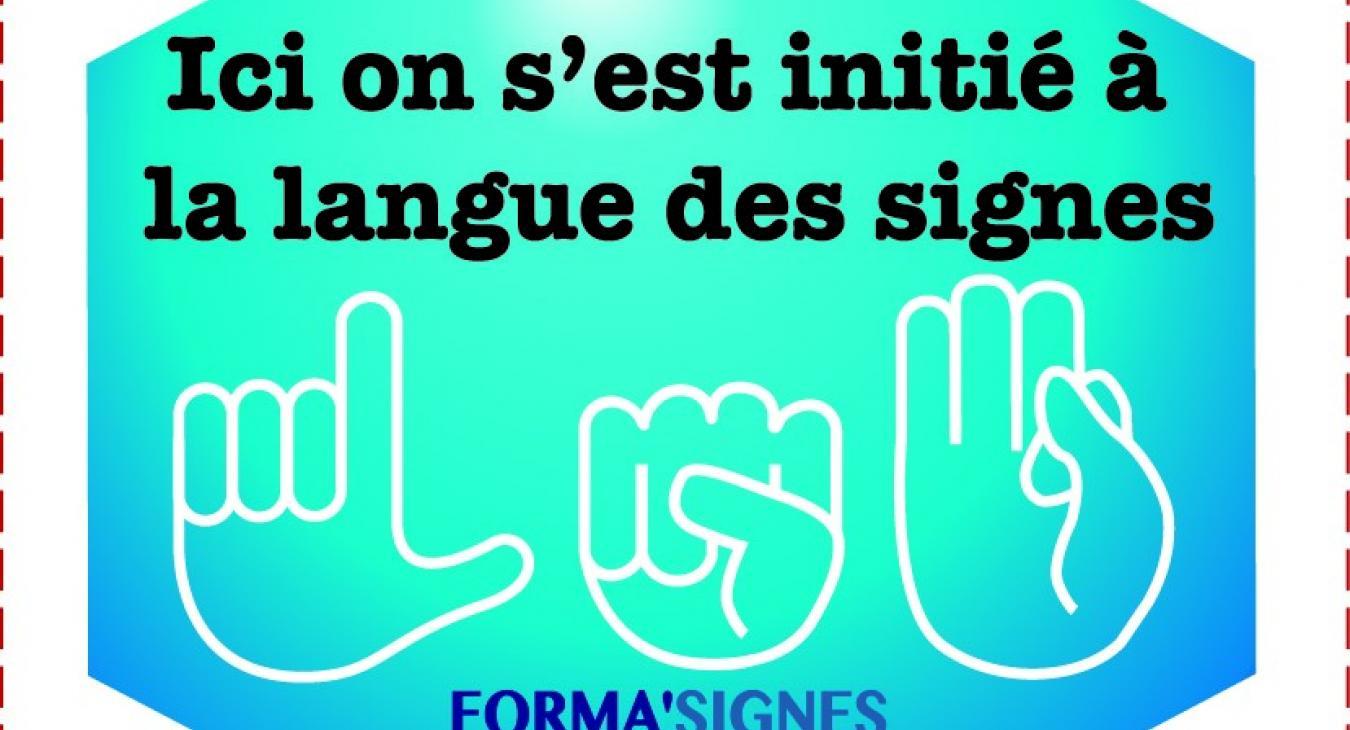 La langue des signes pour tous !