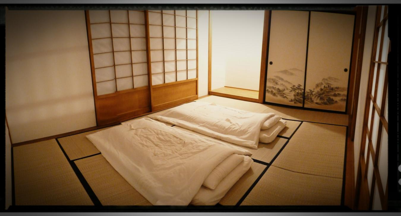 Hosomi Ryokan, le pavillon japonais