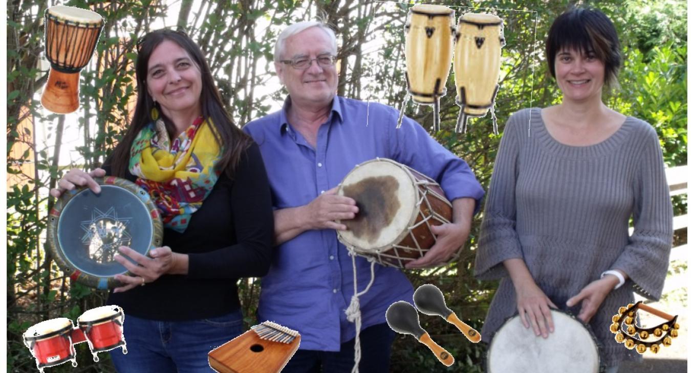 Association musicale de percussions  ¿ TA'MAL'OU ?