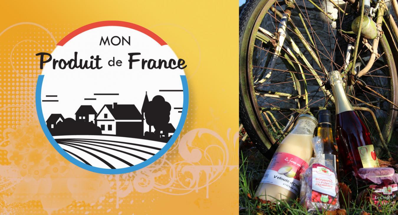 Decouvrez la France : Mon Produit de France