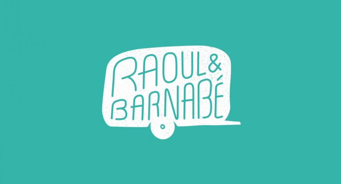 Food-Shop -Caravane : Raoul&Barnabé