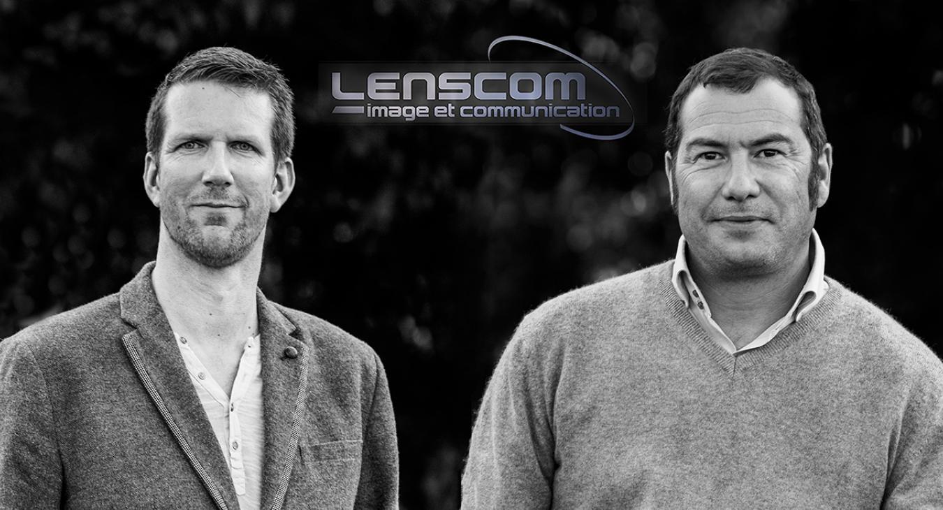 Lenscom, la vie à 360°