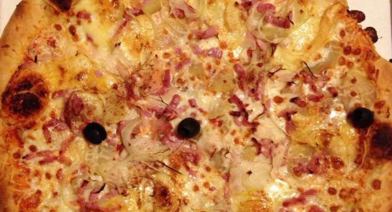 Des pizzas pour le Bel Air !
