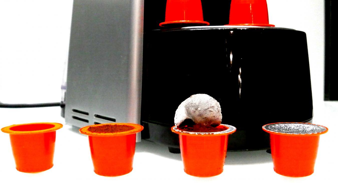 Une capsule, du café : C'est Capfé !
