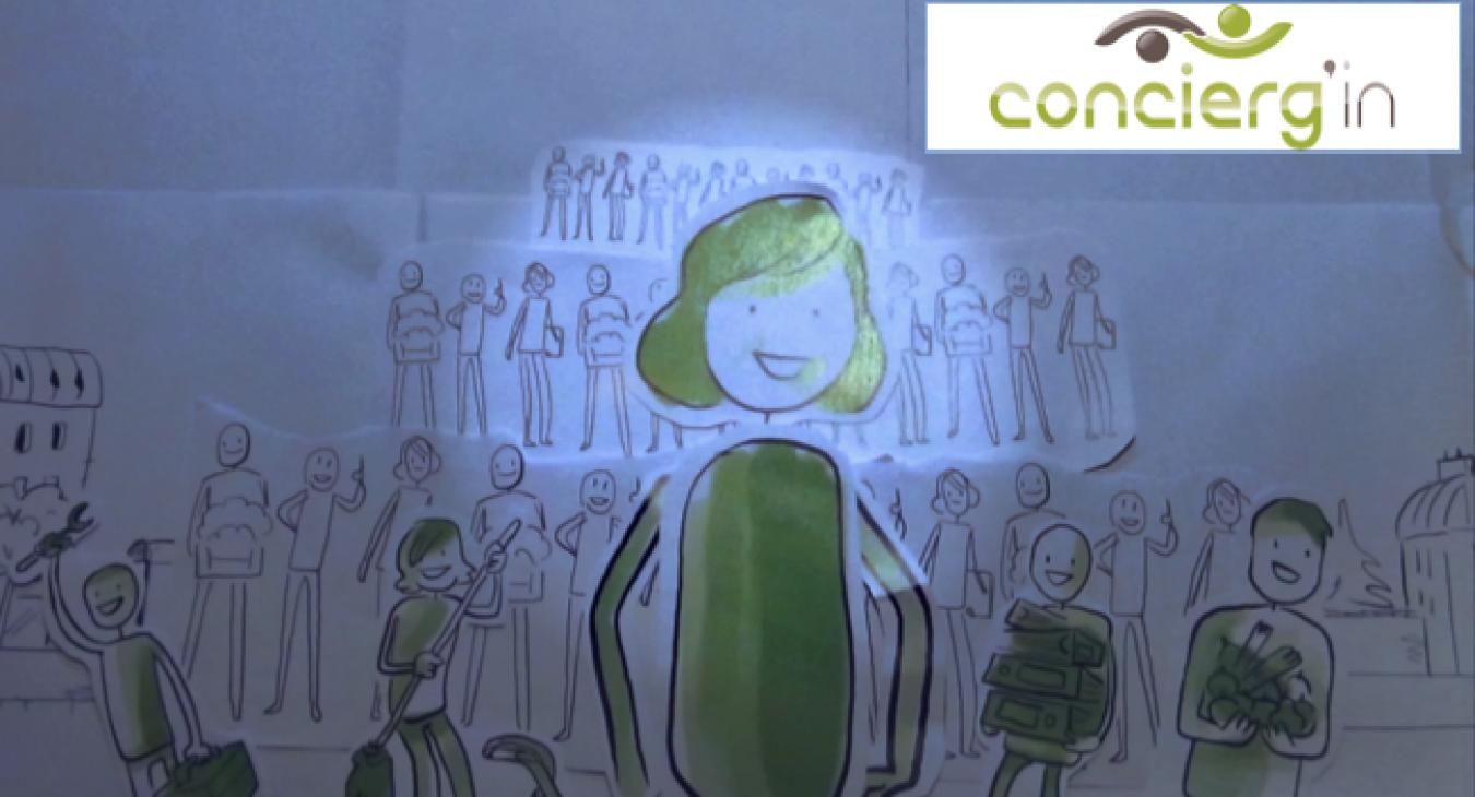 Concierg'In: la conciergerie citoyenne du sud Seine et Marne