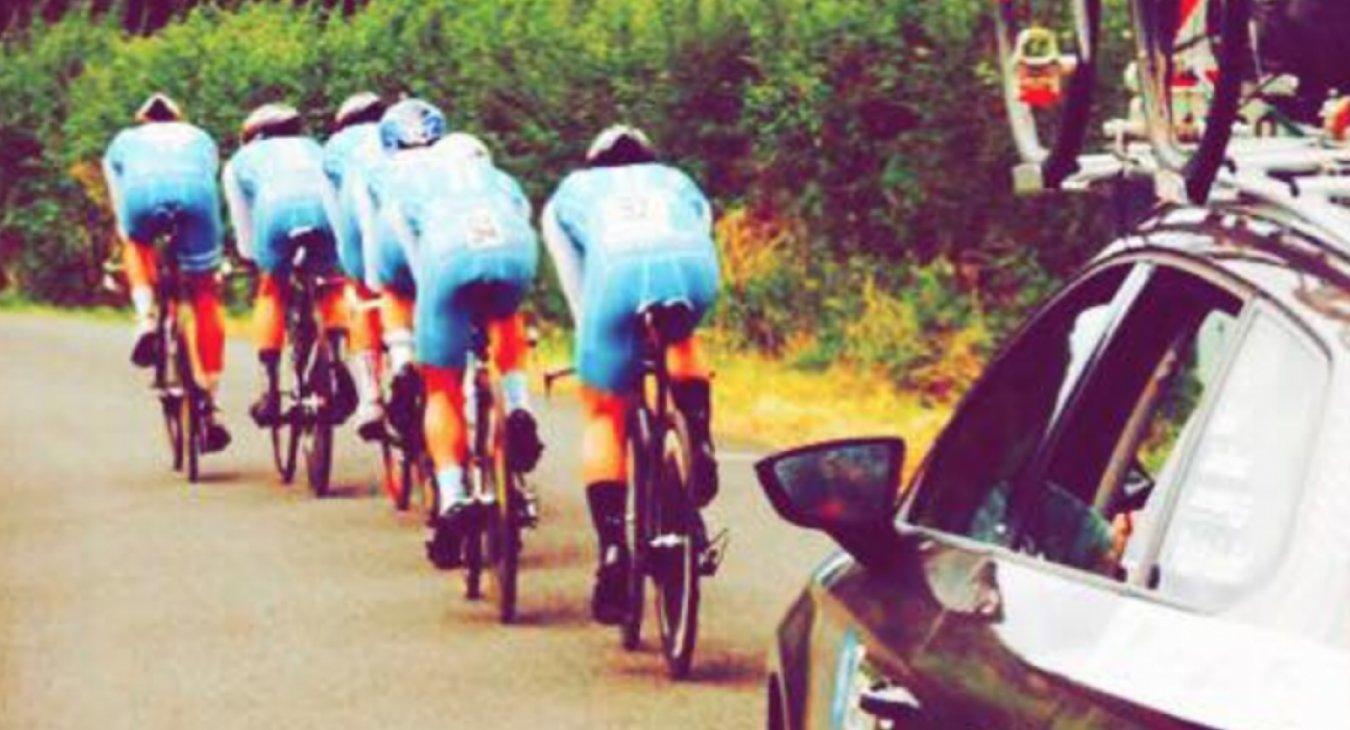 Habillez les jeunes espoirs du cyclisme français !