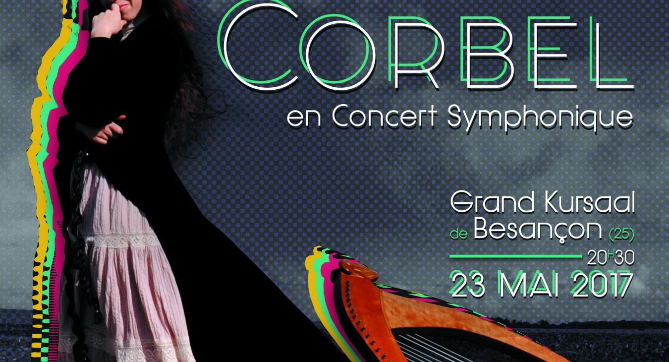 Concert orchestre universitaire de Besançon & Cécile Corbel
