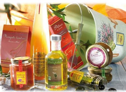 Epicerie fine en ligne destinée aux ventes en France et à l'export
