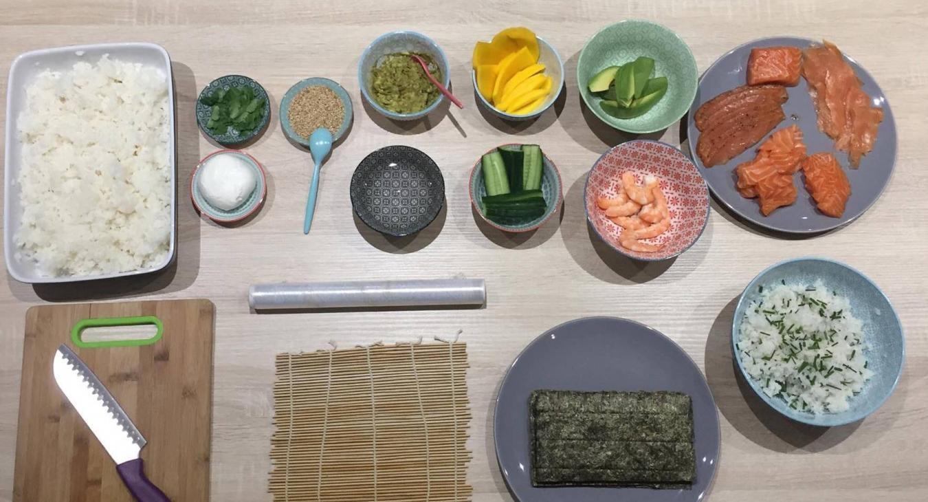CHOUX WASABI ( Sushis, salades, tartares et soupes )
