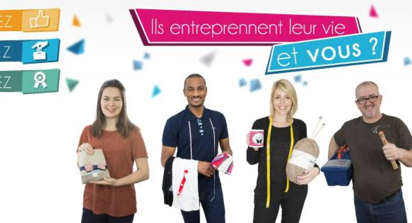 Association Entreprenez Votre Vie