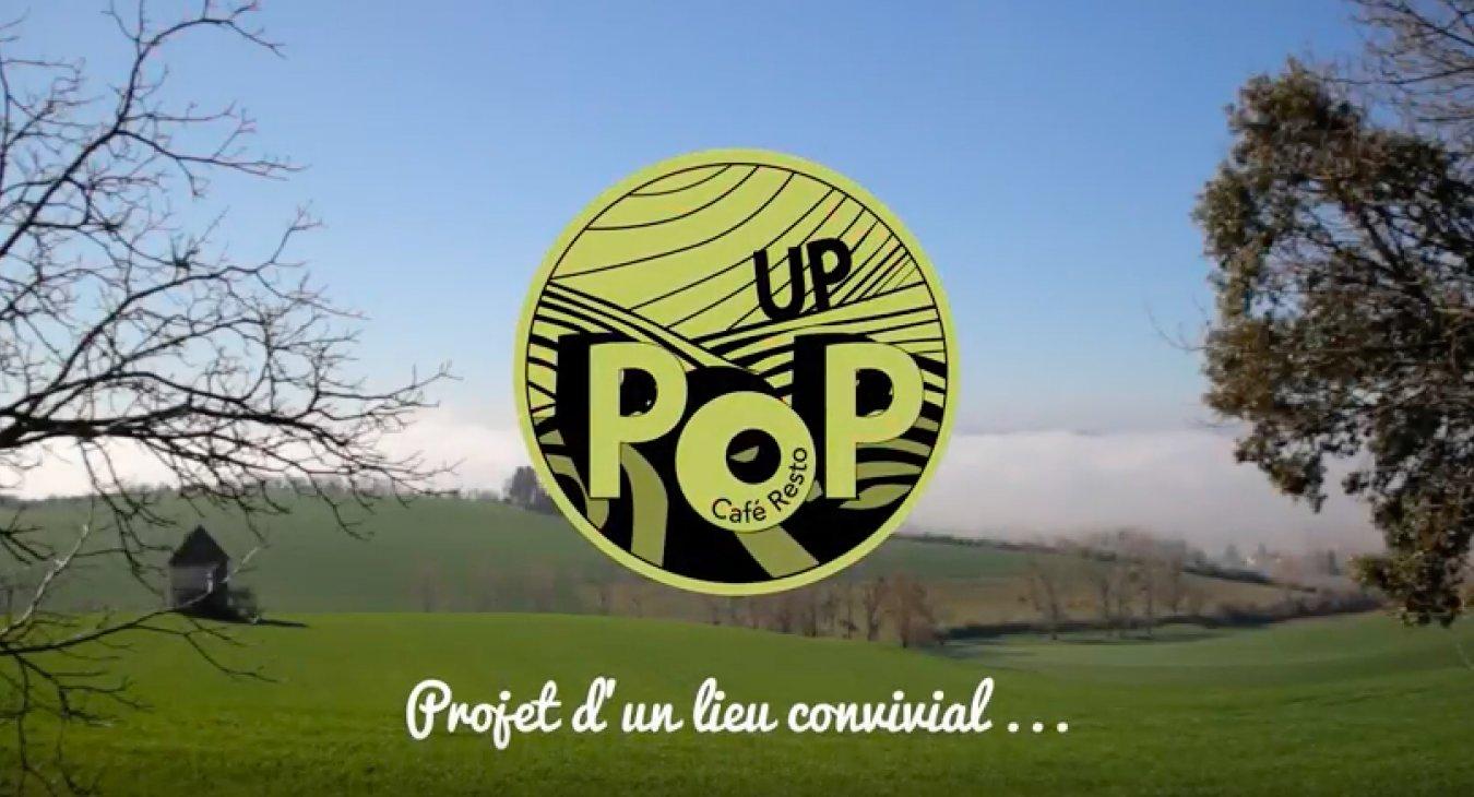POPUP Café Restaurant Culturel