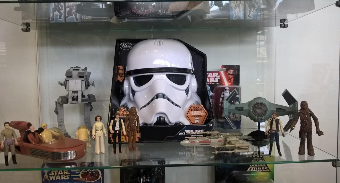 Geek Museum Collector