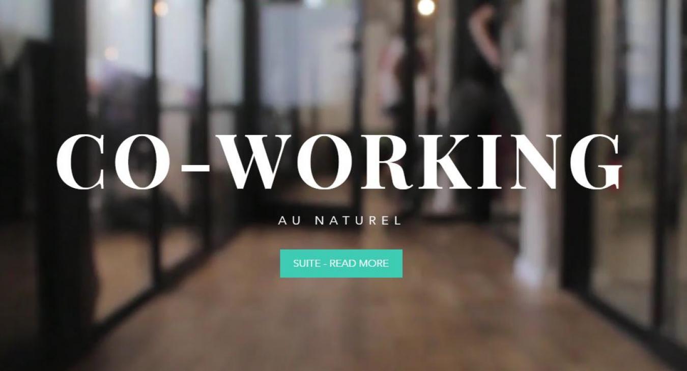Création d'un Coworking au naturel